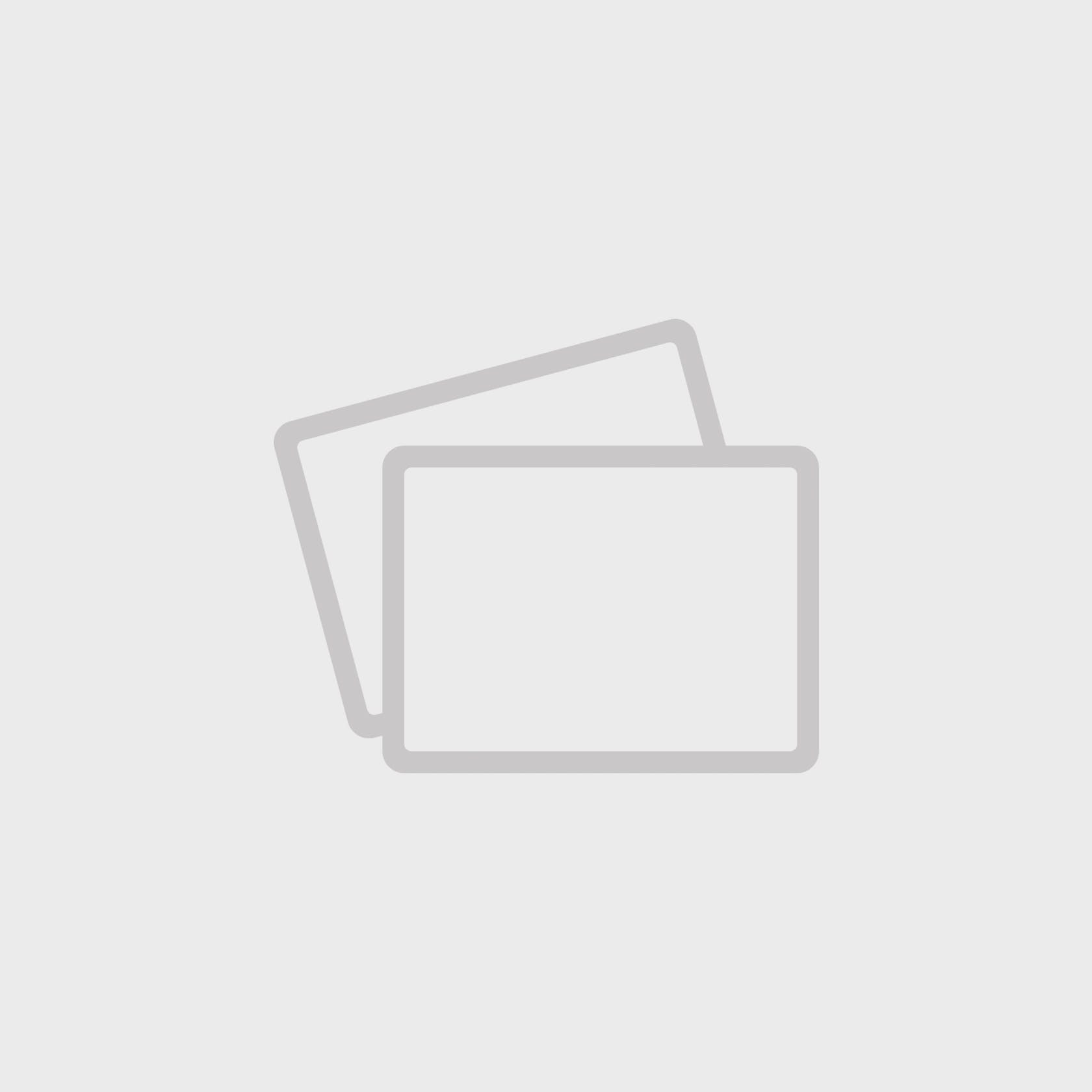 300215 Pleistertroffel rond 160 mm. RVS